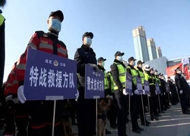 70秒|菏泽成武:以警之名 致敬首个中国人民警察节