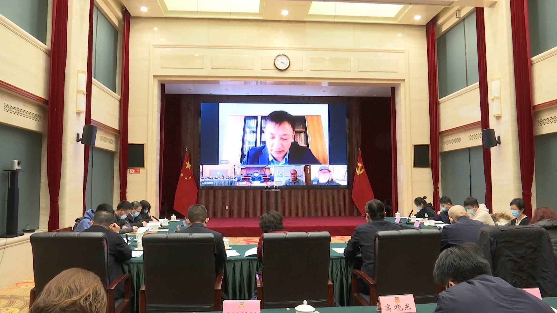 """山东省政协""""民声连线"""":网络议政,让百姓呼声有回应有落实"""