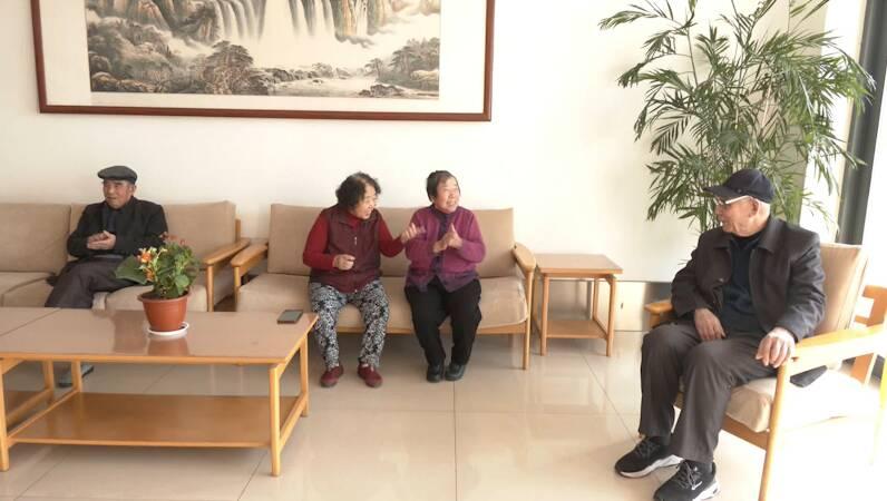 27秒丨日照:做好敬老院的供暖工作 让老人们温暖幸福过冬