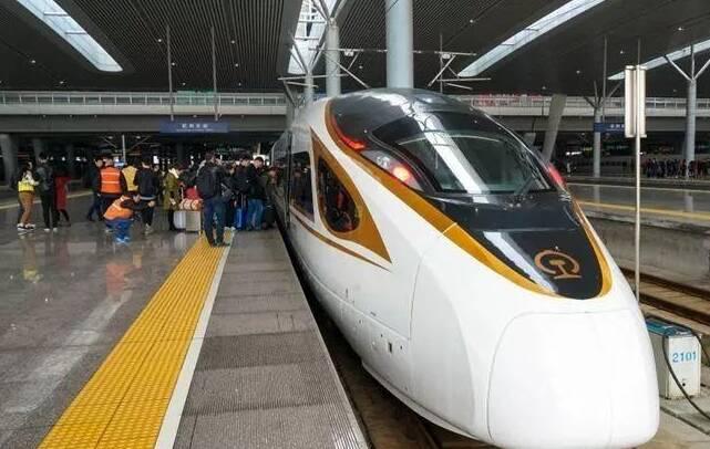 1月20日零时起,枣庄站新增办理客运业务列车10列