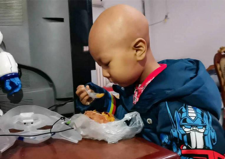 闪电评论丨5岁患癌男童的愿望清单 让点滴善意汇成汪洋大海