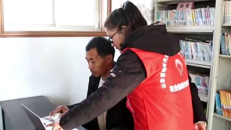 """注册志愿者1546万人 """"志愿红""""活跃山东基层各行各业"""