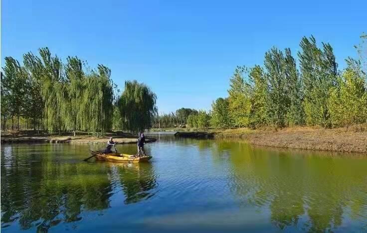 济南水环境提升显著 小清河水质实现历史性突破