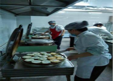 潍坊全市625家中小学食堂中已有620家建成4D管理模式