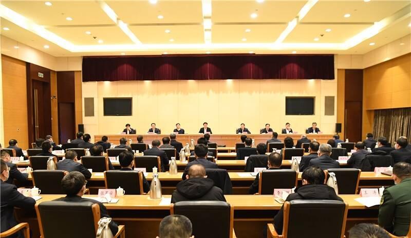 淄博市委国家安全委员会召开扩大会议