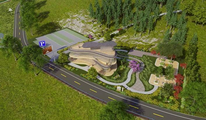 """济南南山再添""""最美风景线""""!省道103旅游公路开工建设"""