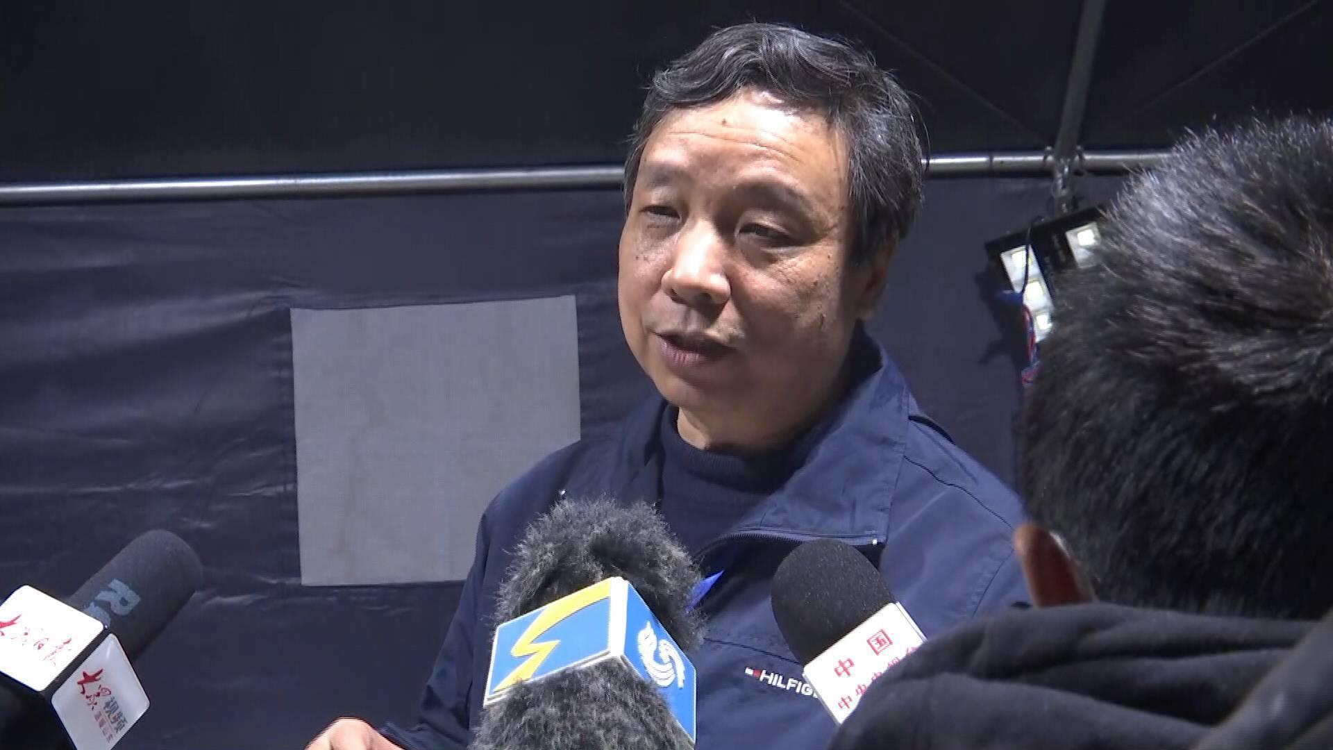 栖霞金矿事故救援组长:生命救援通道实施困难是从来没有遇见过的