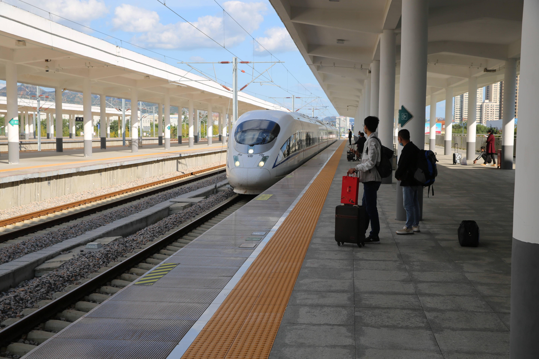 青岛至上海缩短至5小时以内 1月20日起铁路实行新运行图