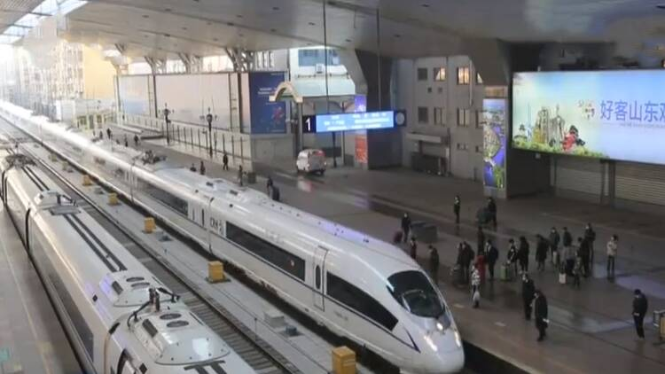 明起铁路调图,潍莱高铁联入全国高铁网