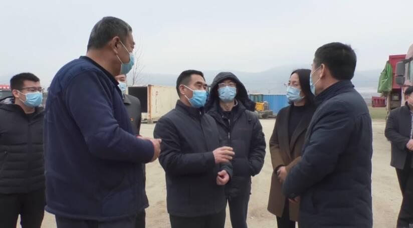 51秒|枣庄市已对7699件进口高风险集装箱货物外包装消毒