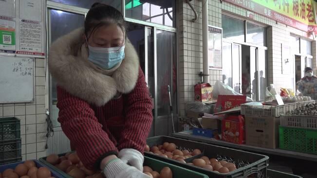 """65秒丨潍坊:""""火箭蛋""""熄了火 价格跌破6元大关"""