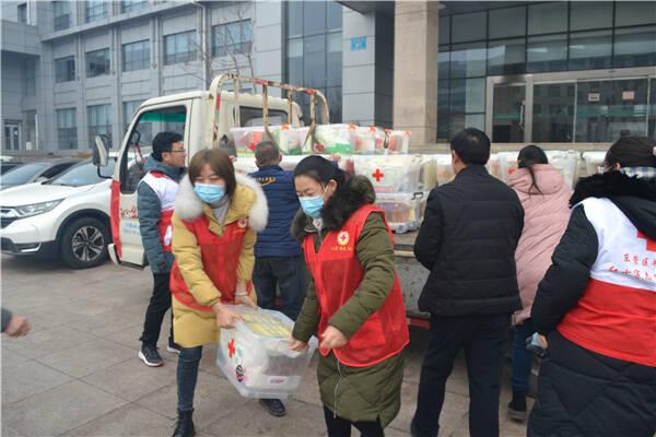 东营春节送温暖行动启动 救助物资不截留不拆分使困难群众得到真正救助