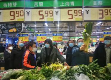 潍坊加大市场价格巡查检查力度 切实维护市场价格秩序稳定