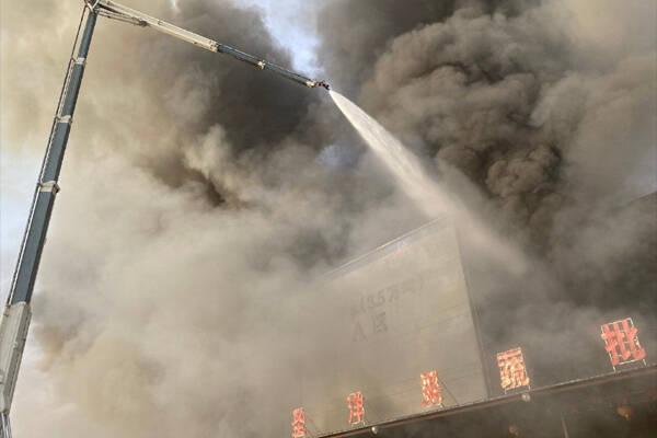 济南通报1•14银座圣洋物流火灾:已刑拘6名事故相关人员