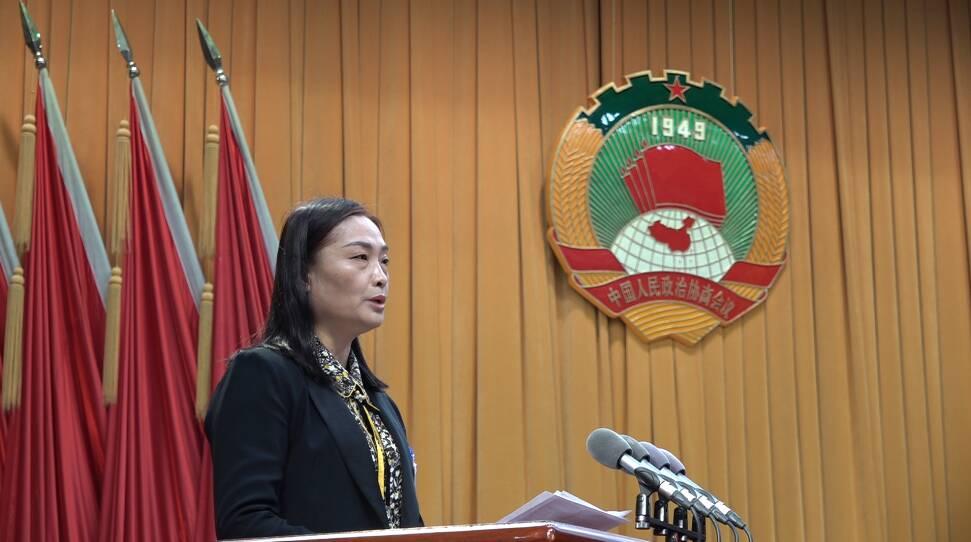 枣庄市政协委员吴元芳:全力推动文化与旅游深度融合发展