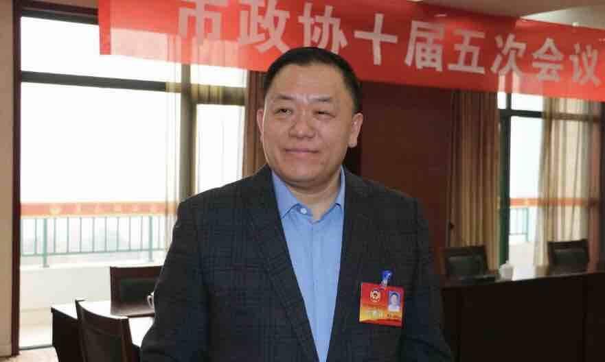 枣庄市政协委员吕作文:做足科技创新和人才引进文章 助力大健康产业蓬勃发展