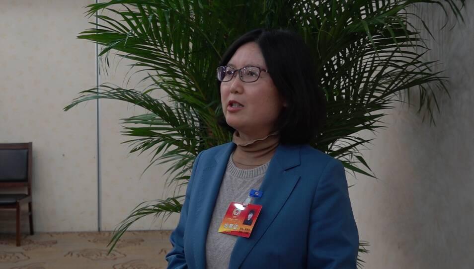 枣庄市政协委员韩秀芳:枣庄的营商环境越来越好 现在是干事创业的好时期