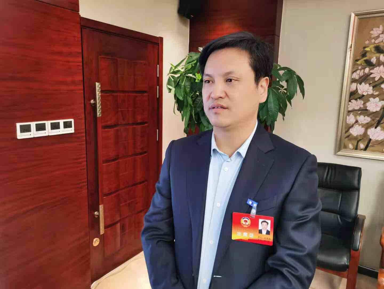 枣庄市政协委员杜秀涛:汇聚各方力量 促进民营企业融资