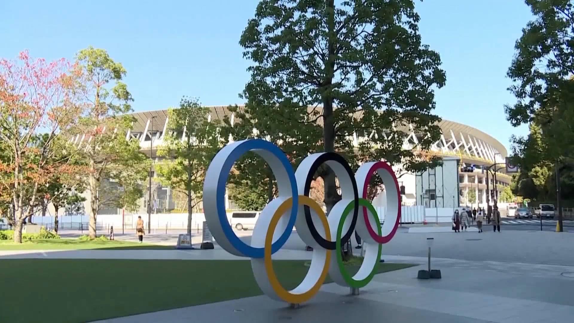 """68秒丨东京奥运会进入半年倒计时  """"空场举办""""或成备选方案"""