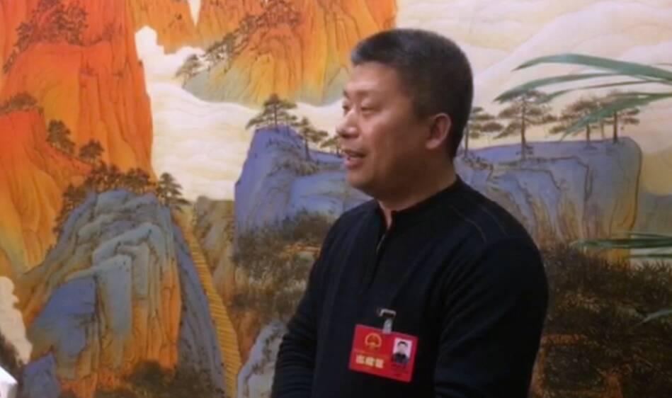 枣庄市人大代表韩邦亭:拿起手中的笔为经济文化建设添砖加瓦