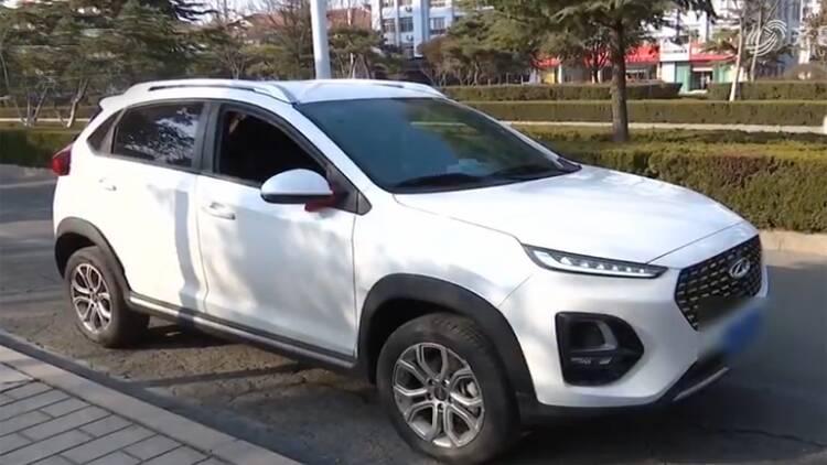 """潍坊市民买新车开十几天出现故障 同一故障反反复复""""修不好"""""""