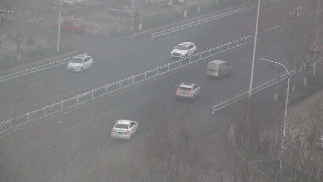 44秒丨大雾散、气温降!冷空气1月27日登陆潍坊