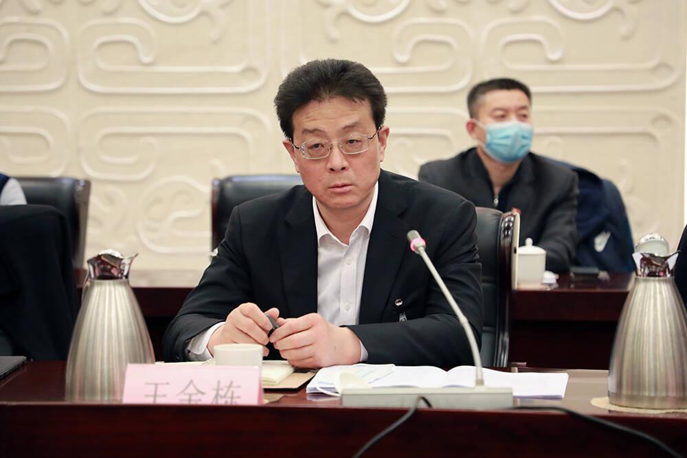 """高青县委书记王金栋:抢占产业""""新赛道""""奋力实现突破式跨越式发展"""