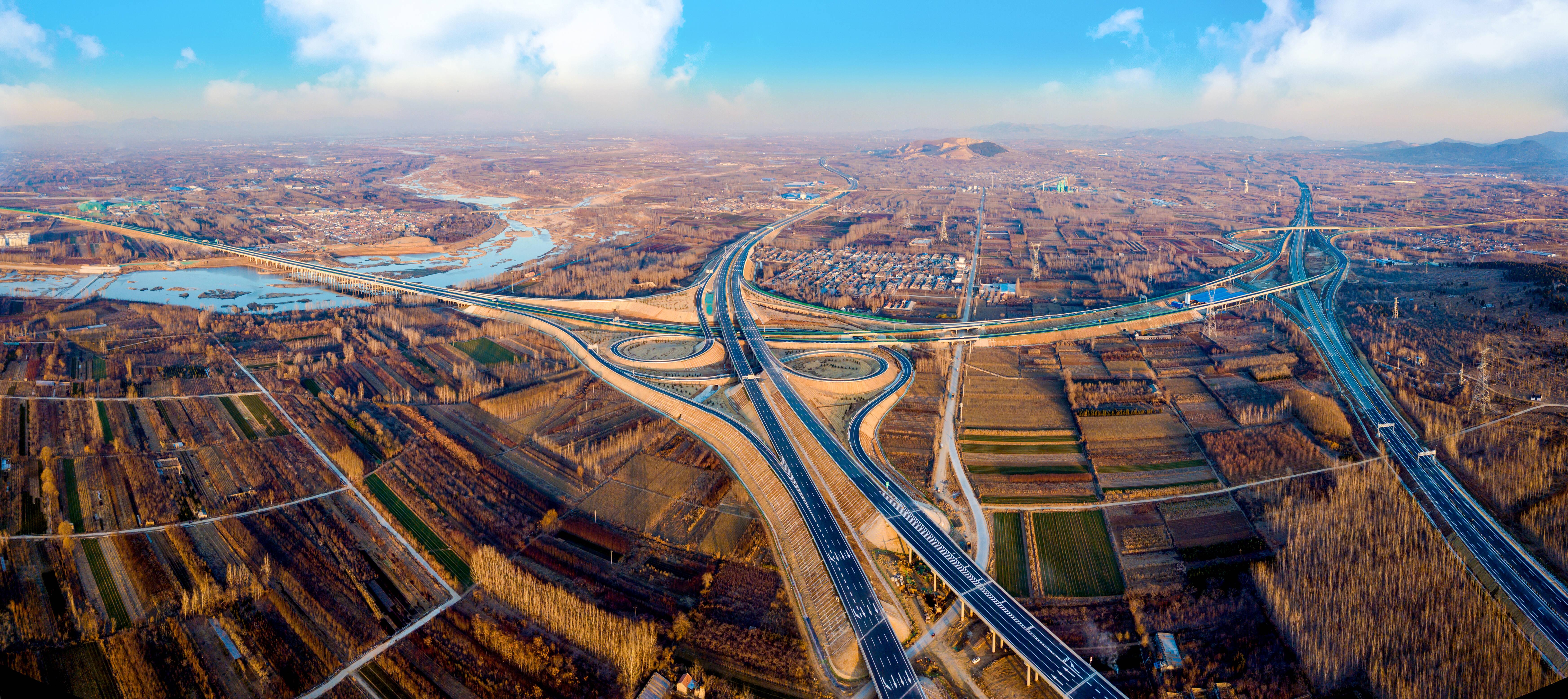 """山东晒出""""十三五""""交通运输成绩单:高铁里程跃居全国第三 高速里程跻身第五"""