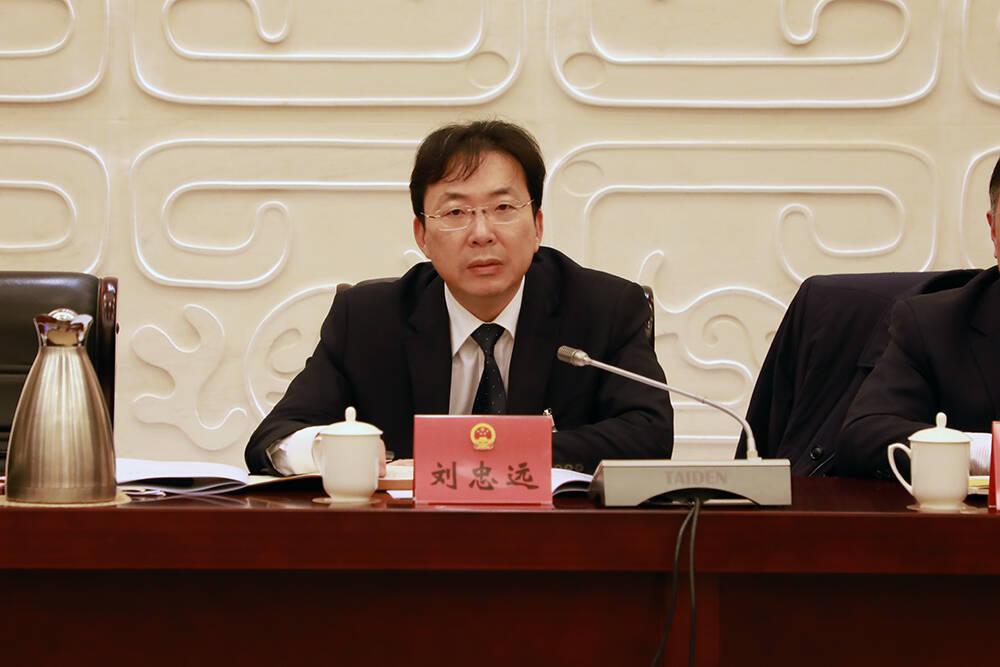 淄博市人大代表、博山区委书记刘忠远:打破老工业城市发展短板 以新赛道引领高质量发展