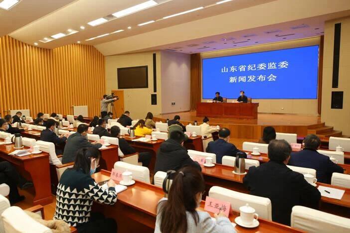 权威发布 2020年山东共查处形式主义、官僚主义问题7189个