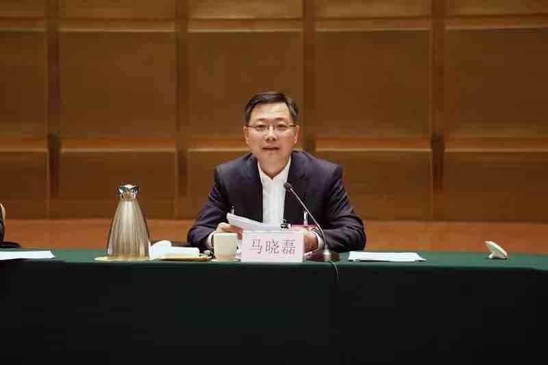 马晓磊参加市政协十二届五次会议医药卫生和农业界别联组讨论