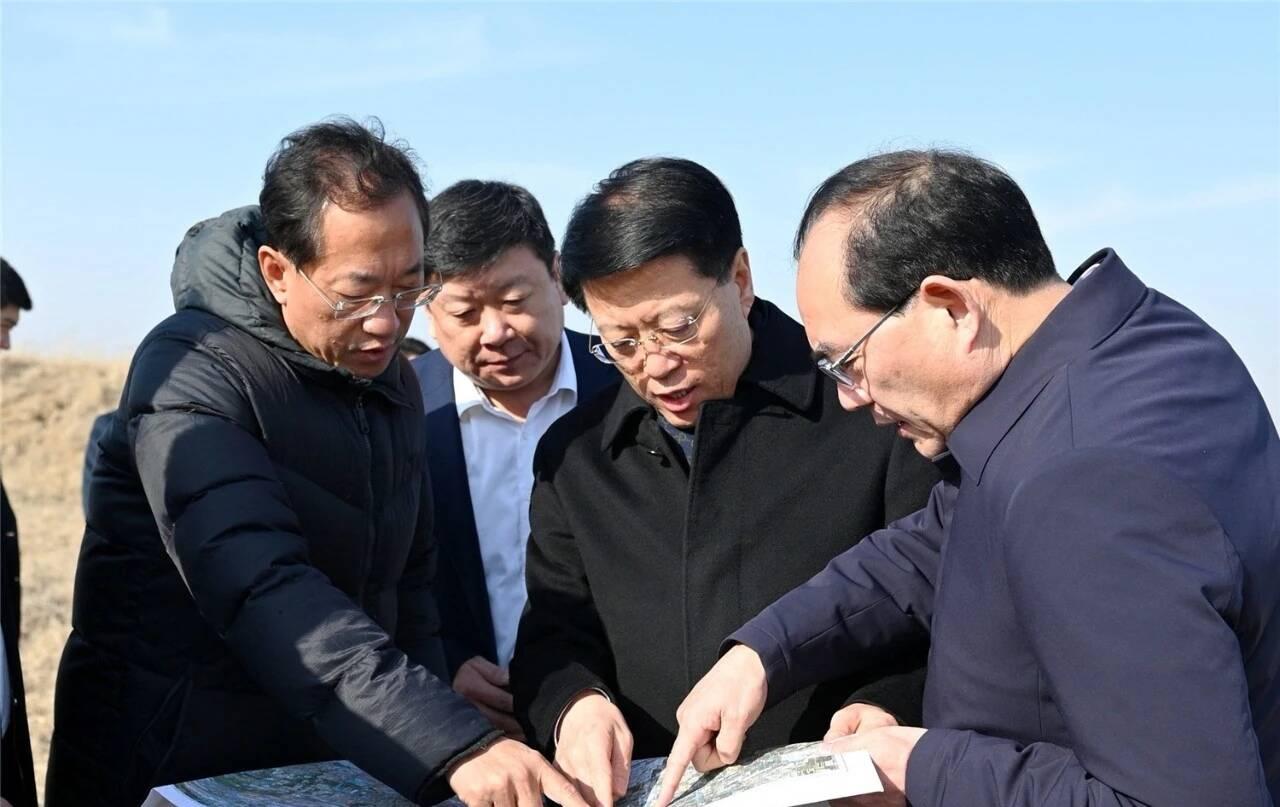 淄博国际会展中心和城市快速路如何建?市委书记江敦涛实地调研