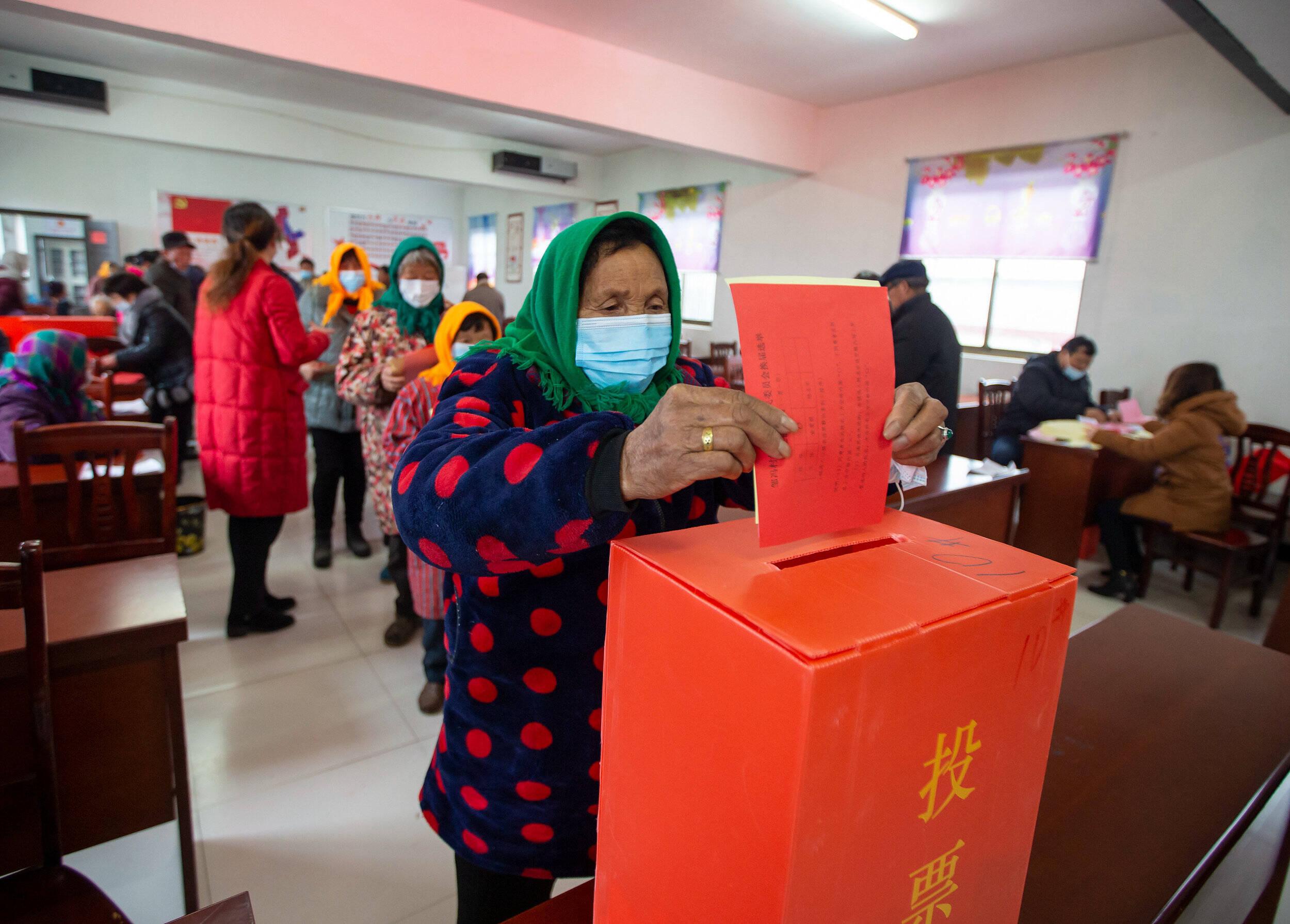 抓好村级换届选举 让基层治理更高效见成效|闪电评论