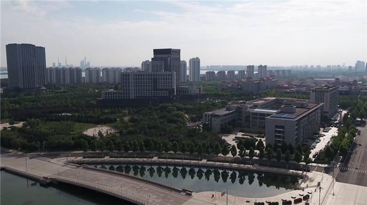 72秒|全省第三 东营市绿色建筑面积竣工面积430余万平方米