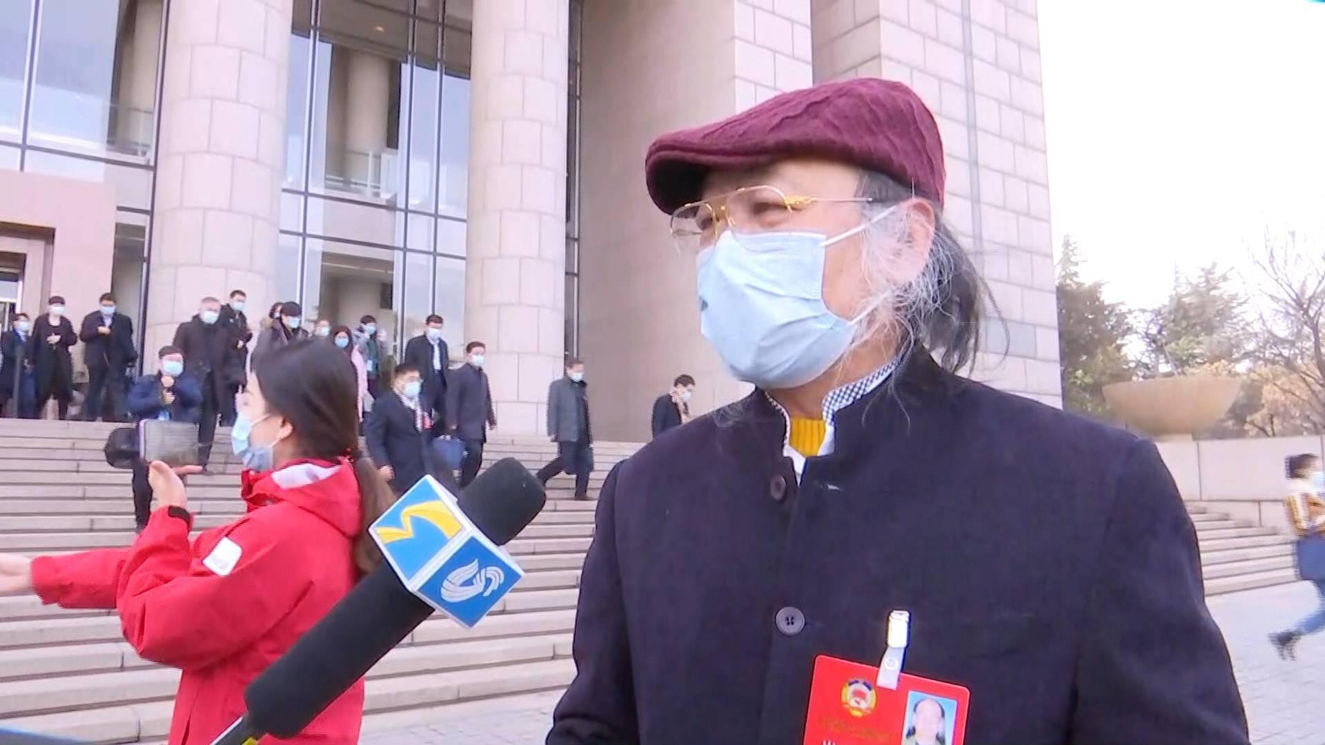 聚焦山东两会丨省政协委员王居明:明确目标 继续发挥好自己的作用