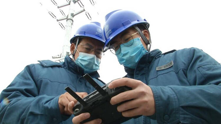 33秒|潍坊安丘:未雨绸缪备战春节保供电
