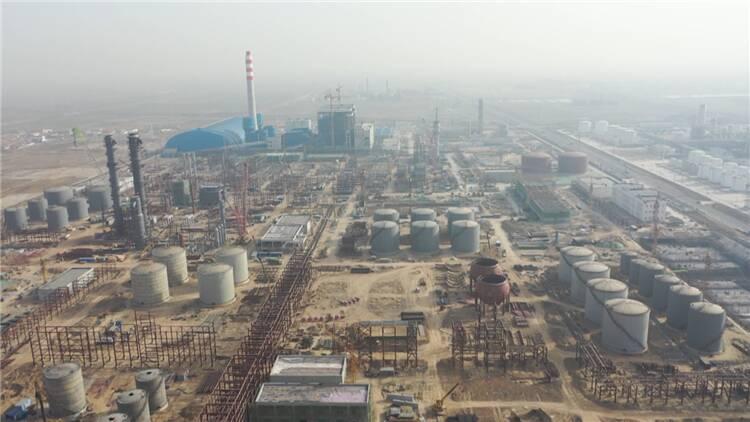 97秒|东营利津:依托龙头补链强链 加速打造千亿级有机化工产业基地