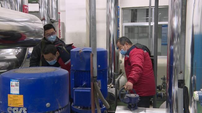 65秒丨人员、物资全配齐!潍坊7900万平米集中供热区域春节供热有保障