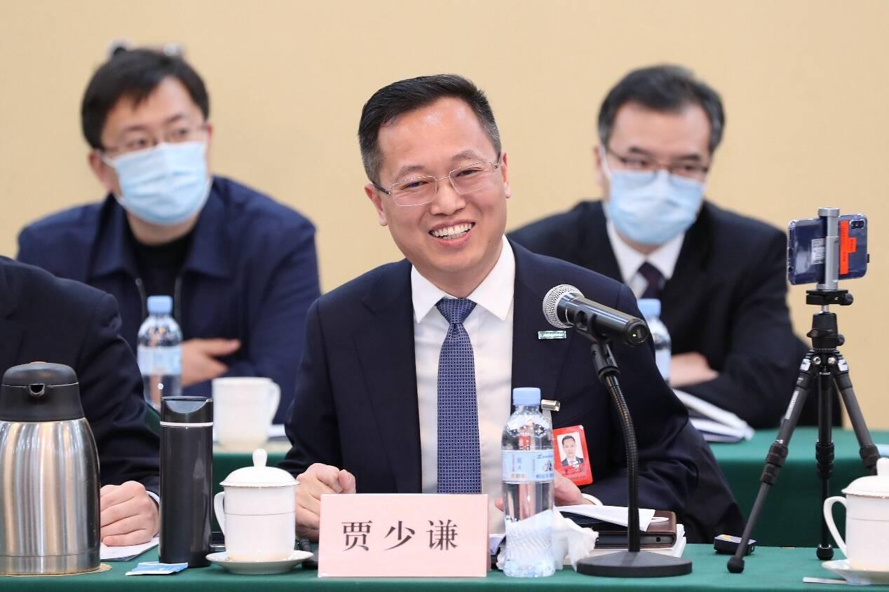 聚焦2021山东两会|省人大代表贾少谦:把济南、青岛率先打造成全球智慧城市样板