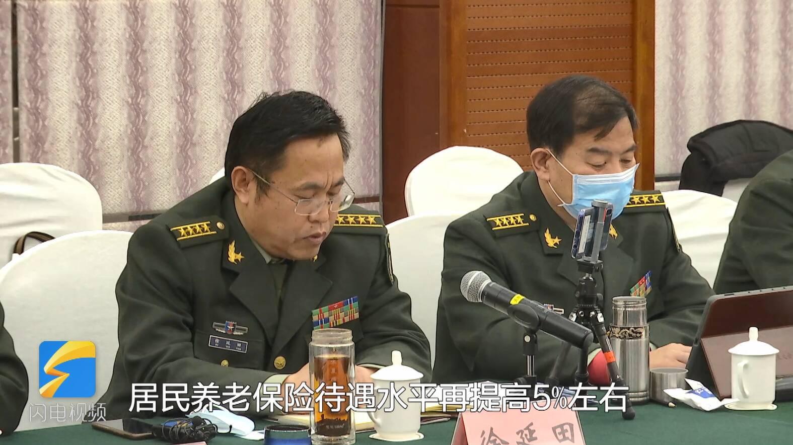 聚焦2021山东两会|省人大代表徐延田:民生改善,体现在实实在在的惠民工程中