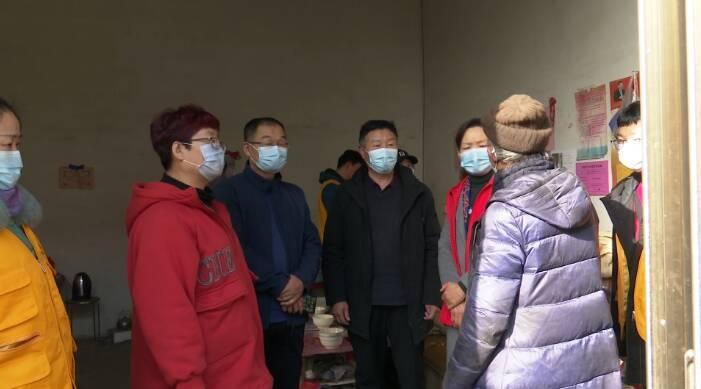 31秒|滕州市红十字志愿服务队真情慰问送温暖