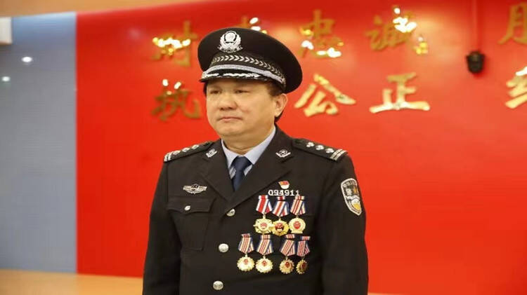 全国公安二级英模刘兴臣:要把老百姓的事当成自己的事