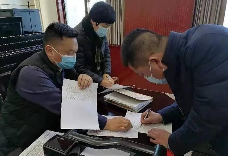暖人心!聊城高唐法院集中发放非法集资案件退赔款203万余元
