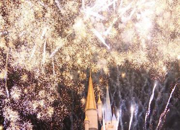 绚丽烟花、无人机星空秀、花灯会……泉城欧乐堡特色活动让游客就地享受年滋味