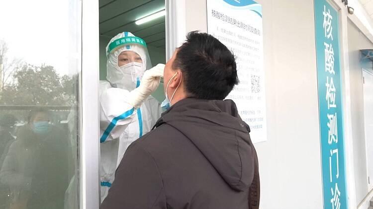 """新春走基层丨你知道核酸采样时护士为什么让你发""""啊""""吗?"""