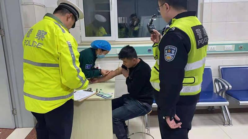 日照:两次酒驾致驾驶证被吊销 醉酒驾驶再出事故