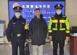 动真格!滨州惠民警方依法查处多起违规燃放烟花爆竹行为