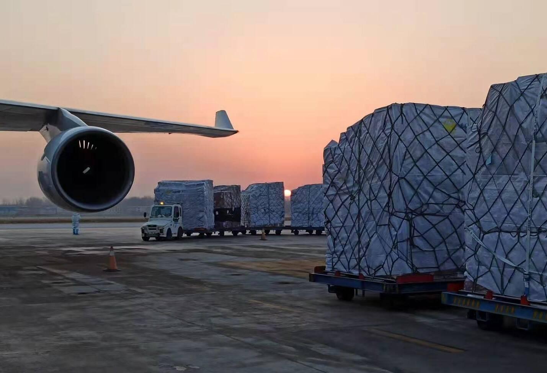 山东省机场管理集团迎来货运高峰