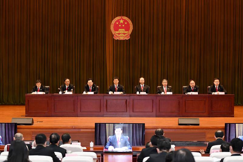 全省法院党风廉政建设和反腐败工作会议召开