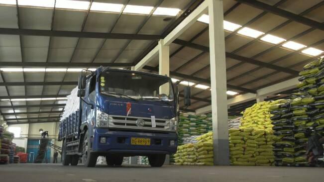 69秒丨化肥储备量超过15000吨!潍坊高密以充足农资供应保障春耕备播